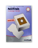 Nilfisk GM100 Sprint, Action, Astral Vacuum Bags (30050002)