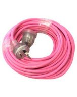 18m 2 Core Flex Pink Vacuum Cord - National Breast Cancer Foundation