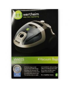 Wertheim 5030, 5035, 6030 & 6035 Vacuum Cleaner Bags (32440223)