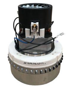 Domel 2-Stage 1200 Watt Bypass Vacuum Motor (34400009)