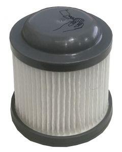 Black & Decker PD 1820LF-XE Dustbuster Filter - Top View