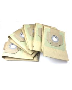 Nilfisk & Alto IVB 5 Paper Dust Bags for Non Hazardous Materials (302001138)