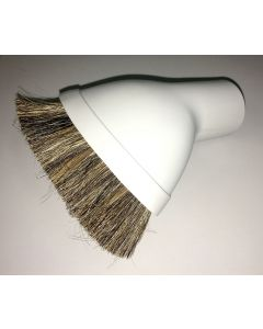 32mm Oval Shaped Grey Dusting Brush (DBB032G)