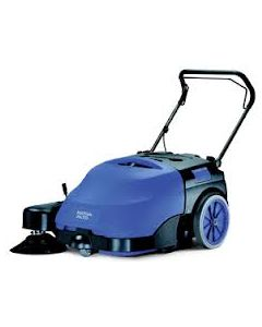 Battery Powered Nilfisk Alto Floortec 350 Walk Behind Sweeper  (9084704010)