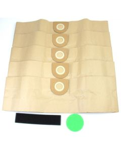 Vax Pro Multi Canister Vacuum Cleaner Bag And Filter Pack