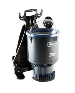 Pacvac Thrift 650 Backpack Vacuum Cleaner (VTHRIFT)