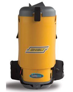 New Ghibli T1 1450 Watt Backpack Vacuum Cleaner