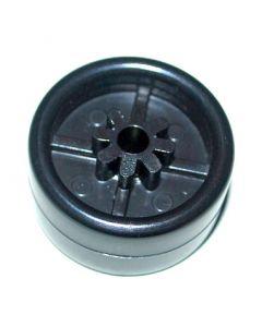 Rainbow D4 Vacuum Powerhead Wheel (R1703)
