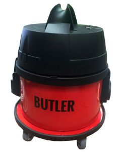 Cleanstar Butler 1200 Watt Dry Vacuum Red with Free Bags