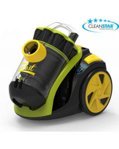 Cleanstar Zest 1600w Bagless Vacuum Cleaner (VZEST)